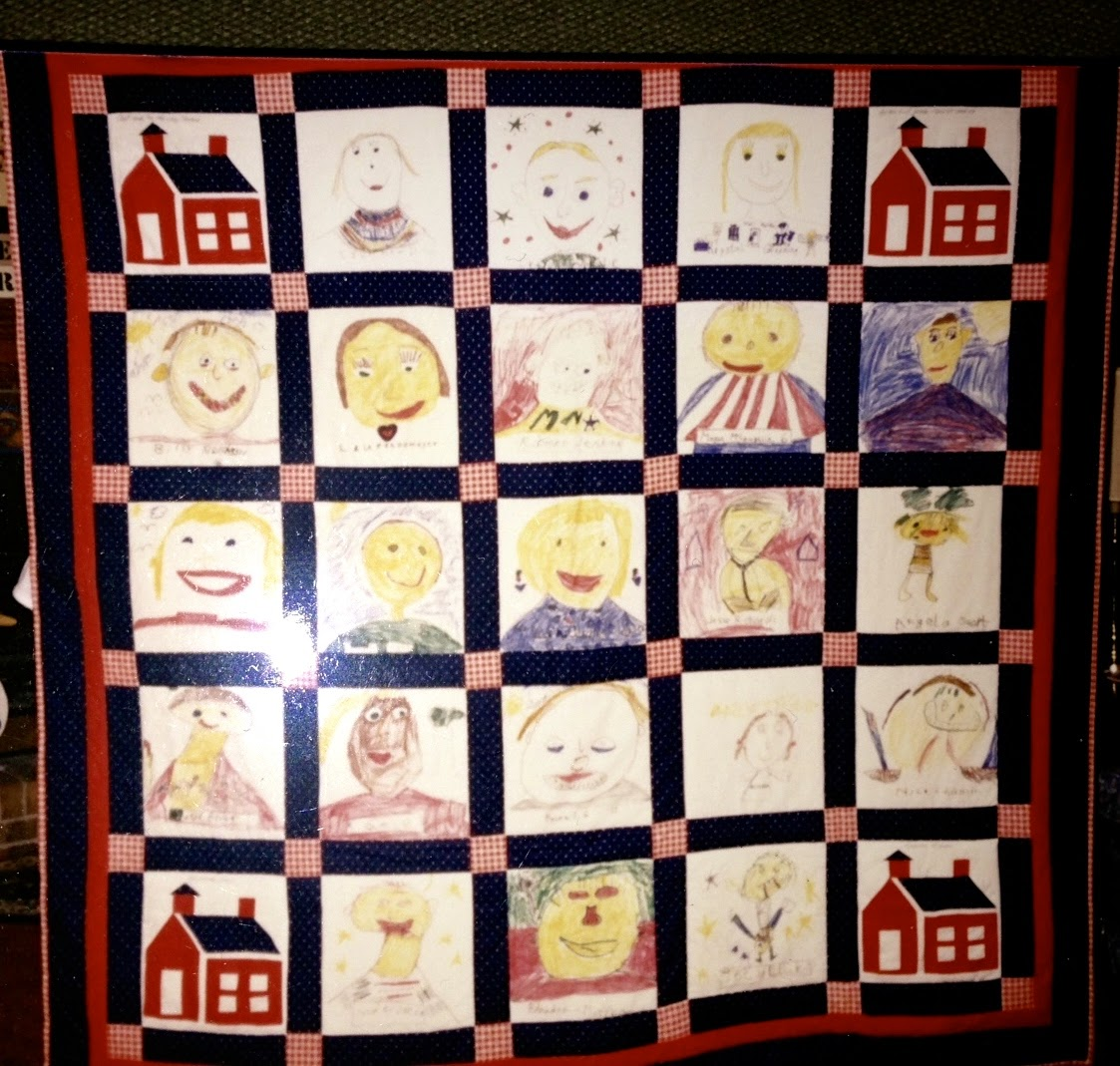 Quilts Made with Kids | Applique Romance : quilts made with photos - Adamdwight.com