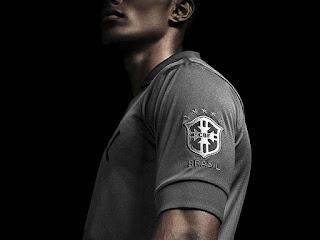 Nova camisa da Seleção Brasileira será preta
