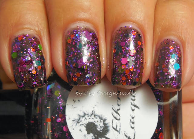 Ethereal Lacquer Poor Unfortunate Souls Swatch And Review