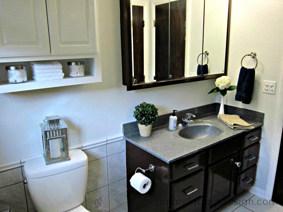 Amanda Rapp Design Our First House Quick Bathroom Update 1