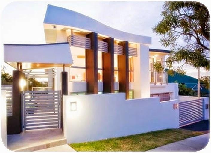 Rumah Minimalis Mewah Saat Ini