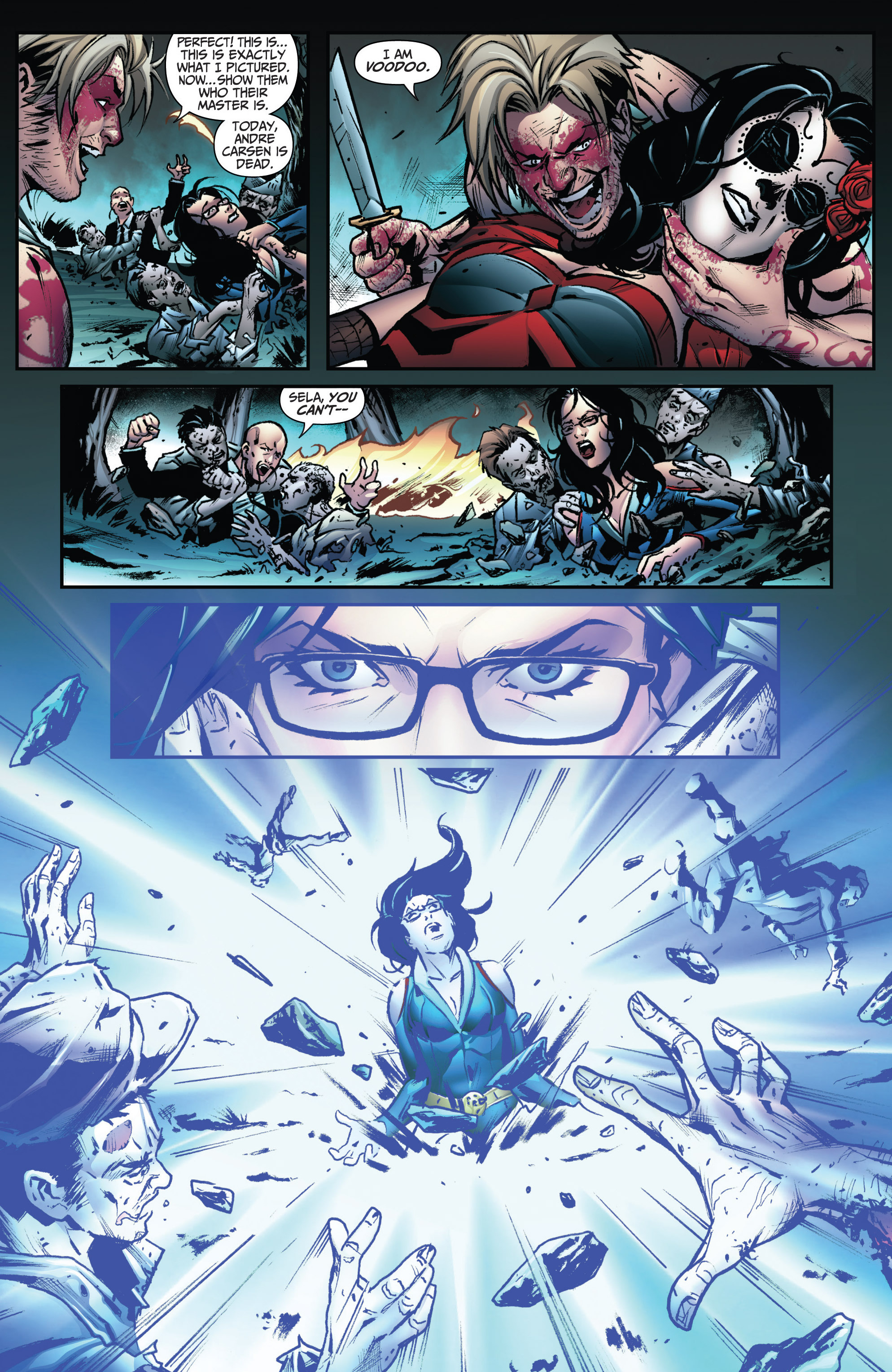 Grimm Fairy Tales (2005) Issue #114 #117 - English 17