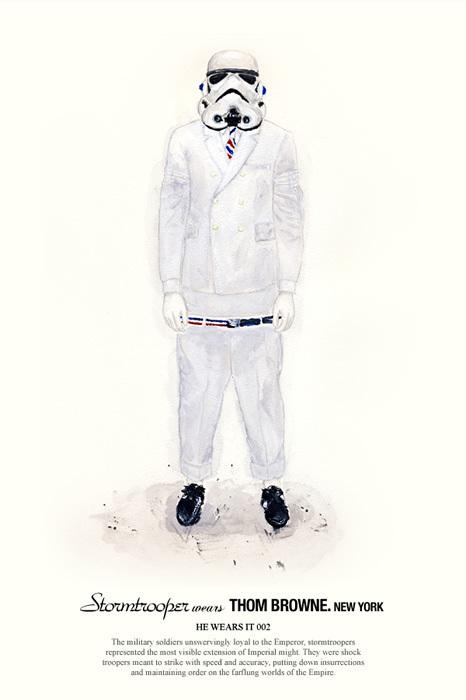 Джон Вуу (John Woo) Thom Browne