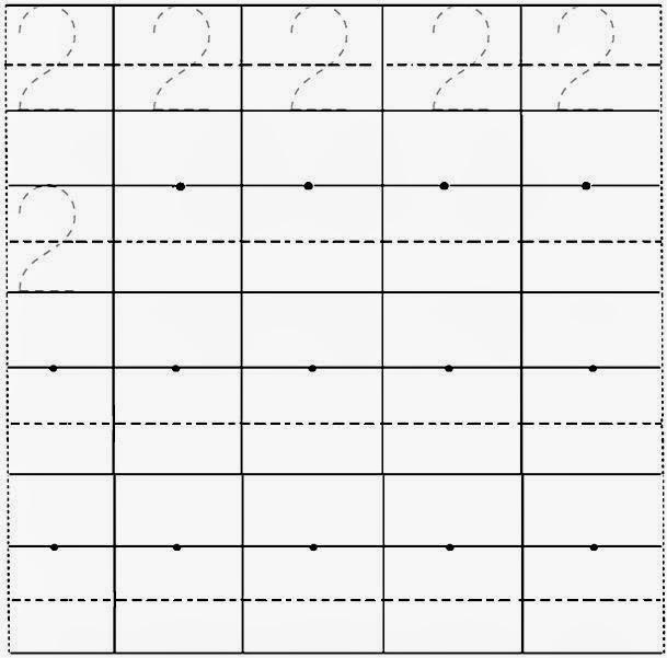 Handwriting Worksheets Numbers | Hand Writing