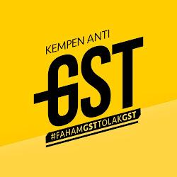 TOLAK GST!