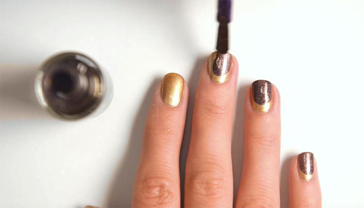 Manicure Francesa Invertida: Passo a Passo