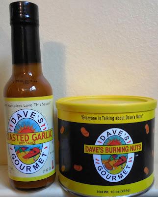 Dave's Gourmet Hot Sauce