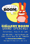 You can find my paintings at Gallery Boom