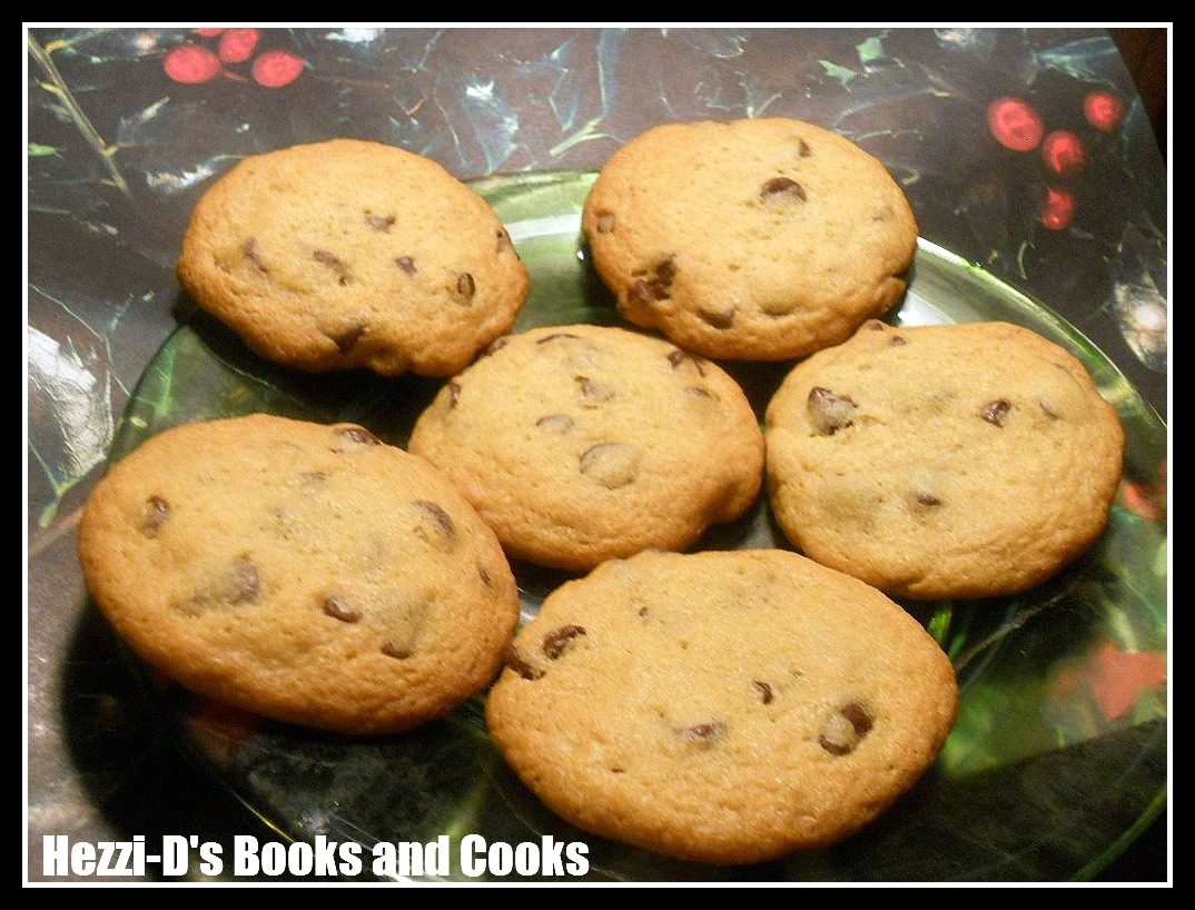 Hezzi-D's Books and Cooks: My Favorite Christmas Cookies