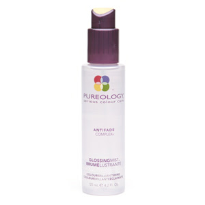 Pureology, Pureology Hair Glossing Mist, hair products, hair treatment, shine spray