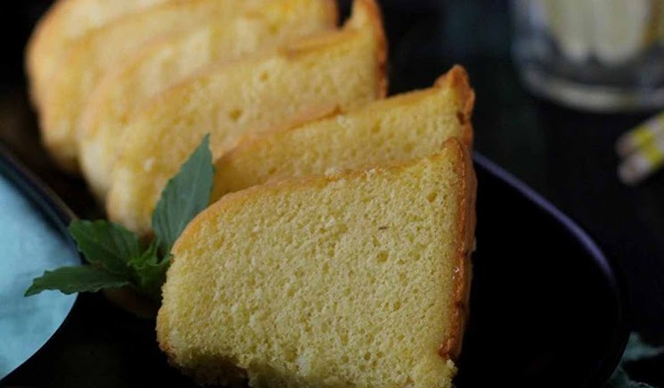 Resep Membuat Lemon Cake