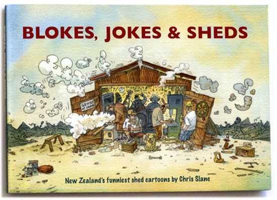 Shedworking blokes jokes and sheds for Garden shed jokes