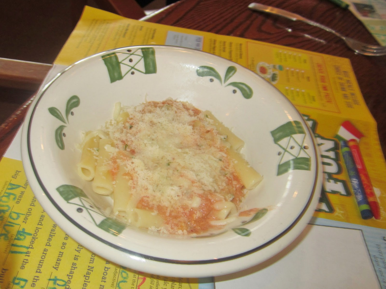 Mama Nibbles Our Olive Garden Family Supper Recap And A Visit To The Flooded Grand River