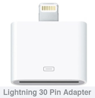 Lightning 30 Pin Adapter
