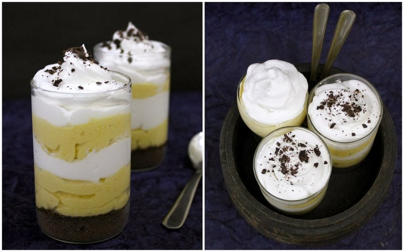 Pumpkin Cheesecake Trifles Recipe