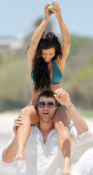 KimKardashian5 One year older and even with my daily bikini dynamite lessons, I'm spending ...