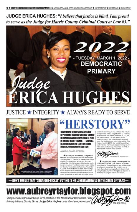Judge Erica Hughes