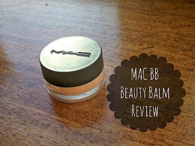 MAC BB Beauty Balm Review