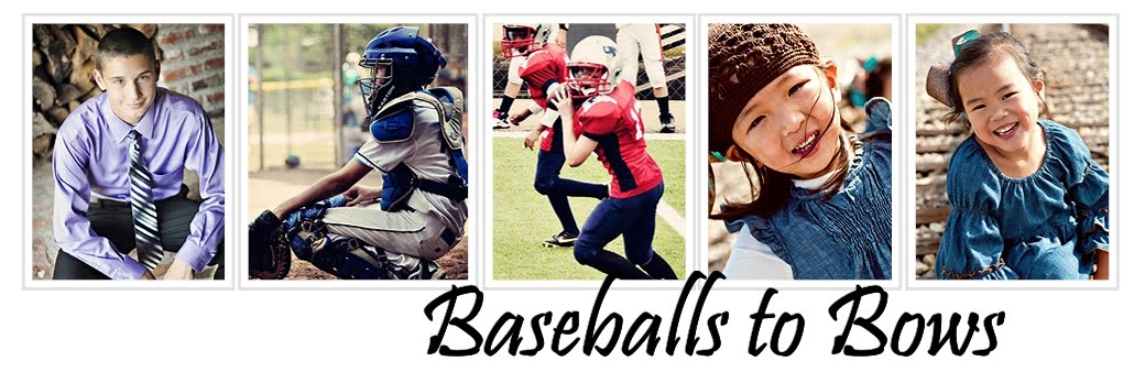 Baseballs to Bows