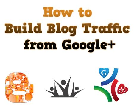 How to Build Blog Traffic from Google+