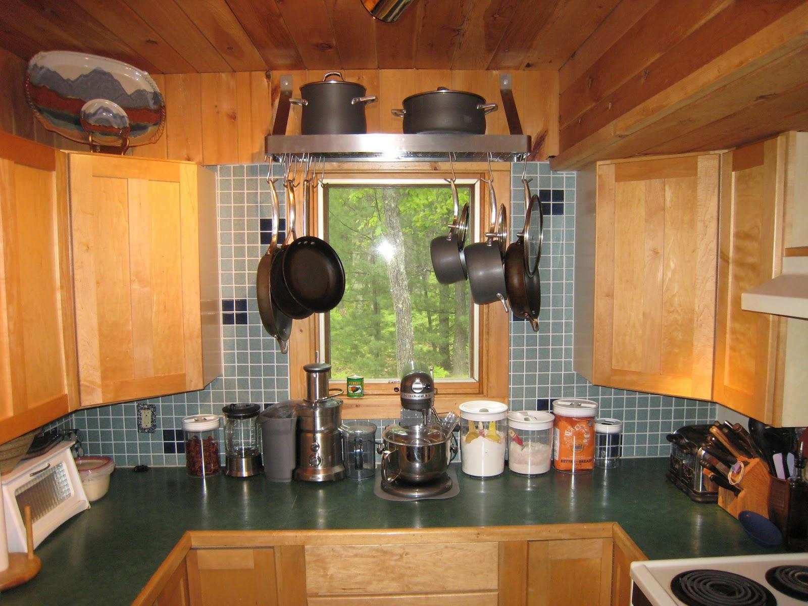 "MadCityMike's Blog: ""New Hanging Pot Rack....."""