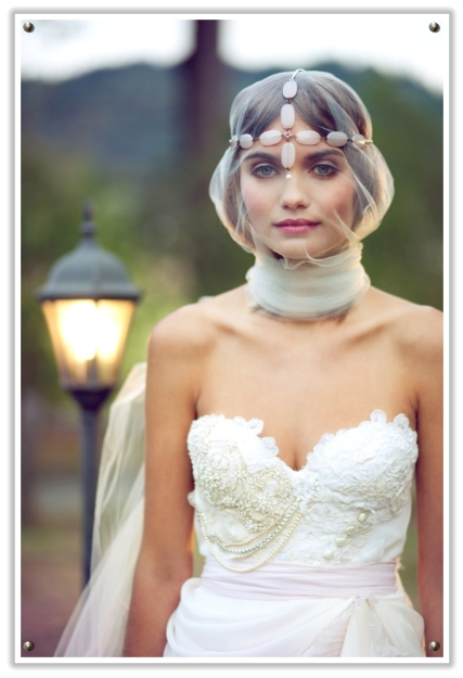 She is a Portland based designer whose gorgeous dresses are available at her