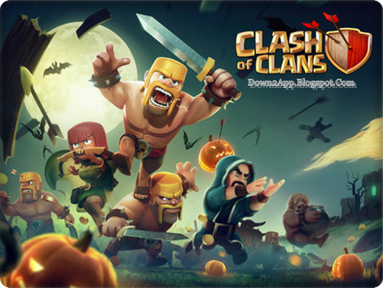 clash of clans hack download free no survey