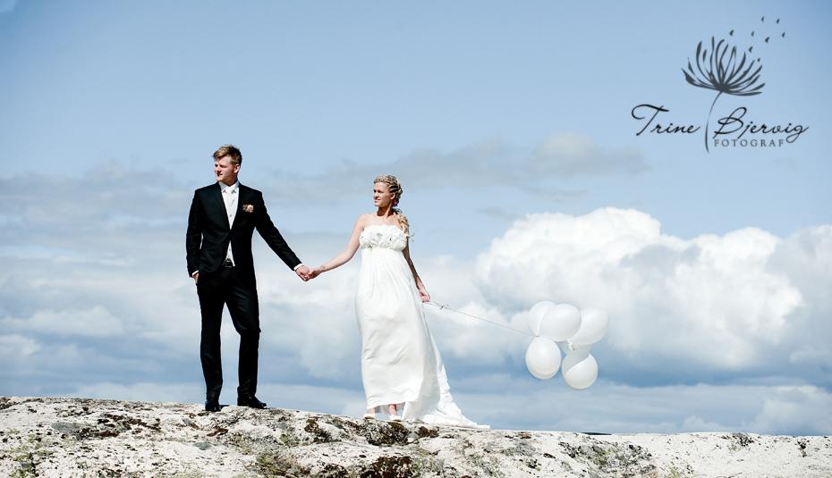 Bryllupsbilder fra Saltøgården, Saltø. Fotograf Trine Bjervig