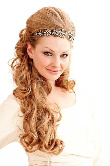 Hairstyles For Long Hair Design : ... Party / Bridal Hair Design / Short and Log Hairstyles / Hair Makeup