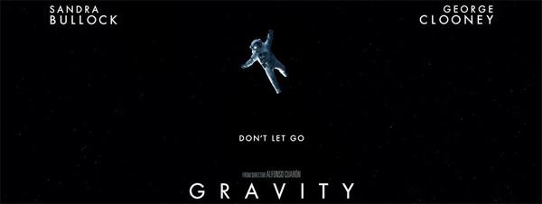 Gravity: tráiler final en Español y versión en calidad 4K