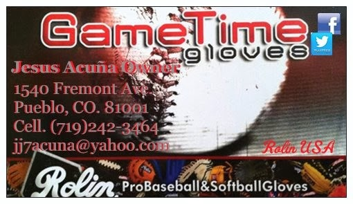Game Time Gloves by Jesus Acuna