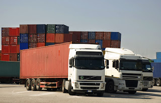 Transportation Logistics Chain