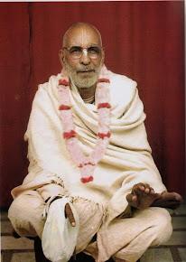 Sril B.V Narayan Goswami Maharaj