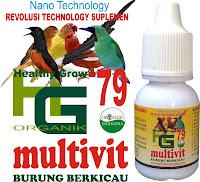 PRODUK BARU - HG79- MULTIVIT