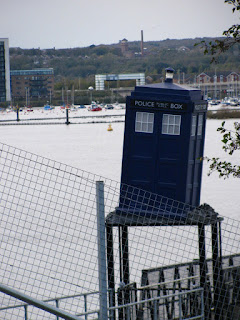 Dr. Who Experience, Cardiff Bay - Cardiff, Wales, UK