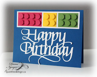 Diana Nguyen, Lego, birthday, boy, Quietfire Design