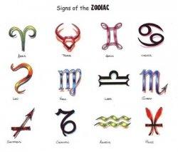 Zodiac Tattoo Designs