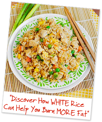Why Eating MORE White Rice Will Increase Fat Burning - The 4 Cycle Solution