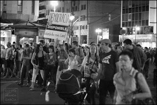 manifestacion 15-O Valencia