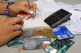 Descarta tarjetas de crédito que no uses