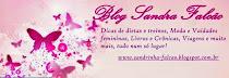 Fã Page - Sandra Falcão Blog