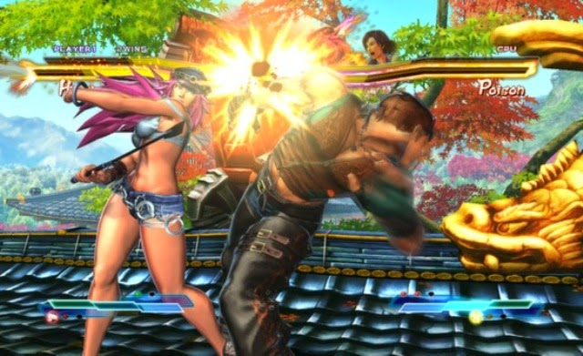 Street Fighter X Tekken Free Download PC Game