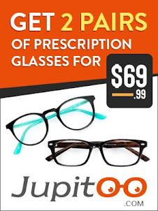 Jupitoo Glasses