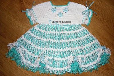 Интернет-магазин нарядных вязаных платьев для девочки