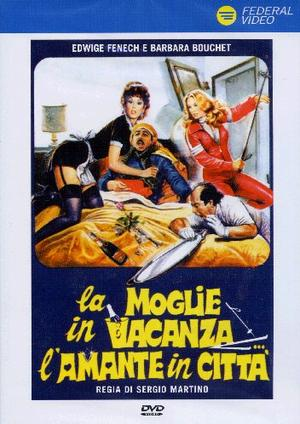 His Wife&#8217;s Lover on Holiday in the City (1980) La moglie in vacanza l&#8217;amante in citta