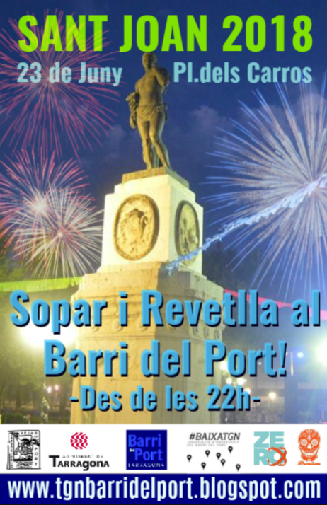 SANT JOAN 2018 AL BARRI DEL PORT!