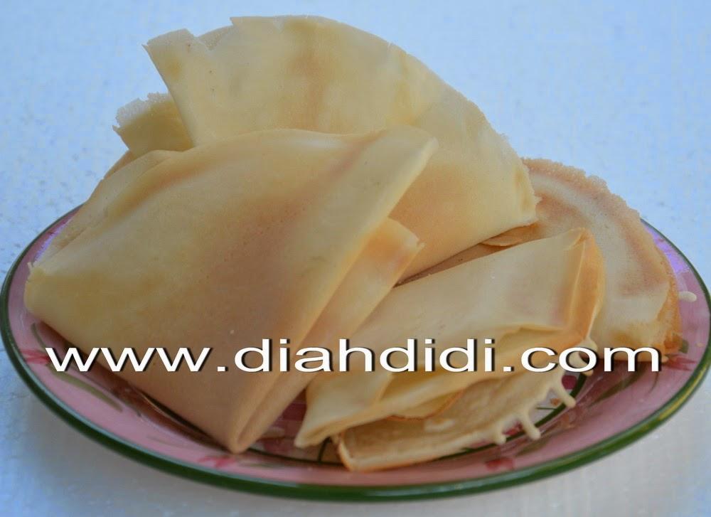 Diah Didi's Kitchen: Tepung Crepes / Kue Leker Mix Praktis..Enak ...