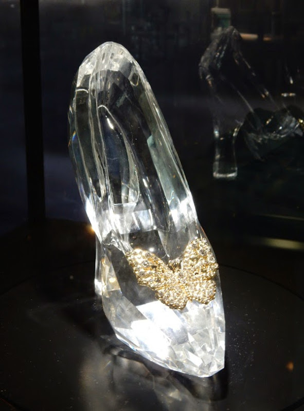 Disney Cinderella glass slipper