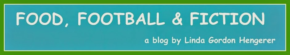 Football, Food and Fiction