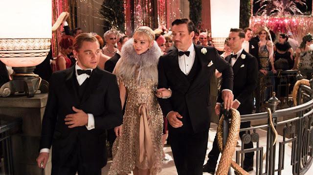 Il grande gatsby vestiti film